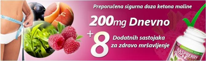 Zašto je Raspberry Ketone Plus tako efikasan za mršavljenje?